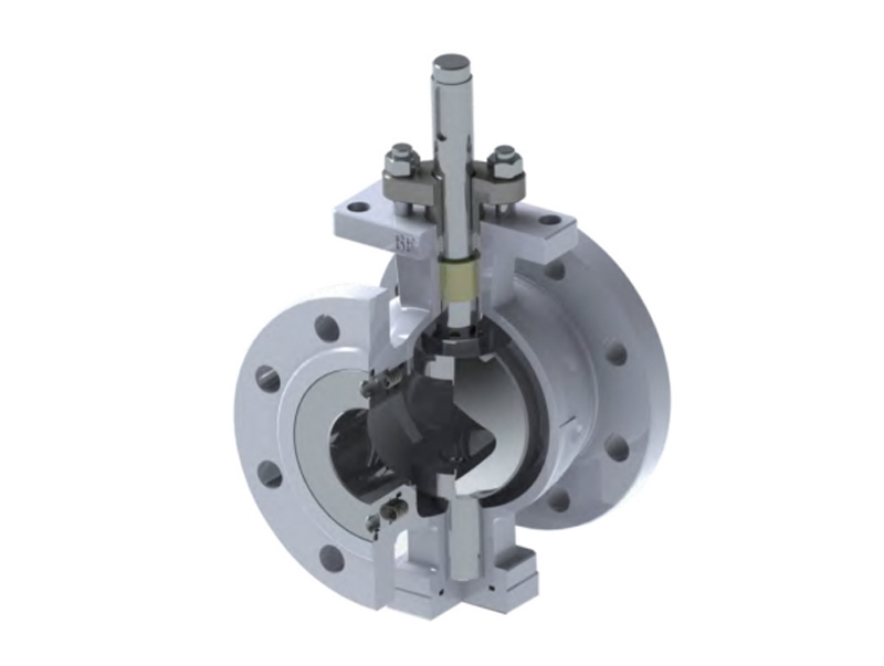 ML70000系列V型/C型控制球阀