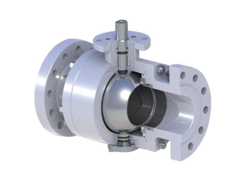 ML70000系列O型控制球阀